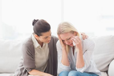 Client seeking EMDR treatment to help with trauma from her therapist.