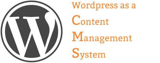 WordPress as a Content Management System